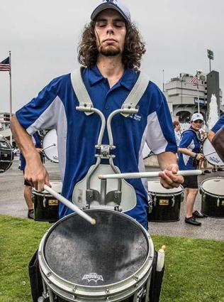 University of Memphis Tiger Football drumline