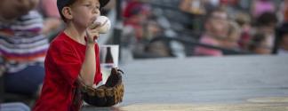AutoZone Park Memphis Redbirds game