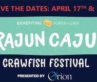 Rajun Cajun Crawfish Event Promotion