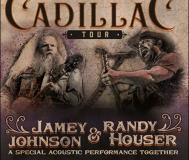 Jamey Johnson & Randy Houser Country Cadillac Tour Poster