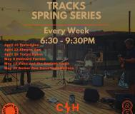 Live at the Tracks Spring Series
