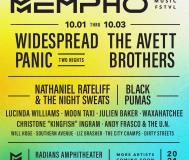 Mempho 2021 Lineup