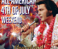 Graceland's All - American 4th of July Weekend Promo