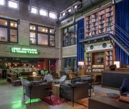 Central Station Hotel Lobby and bar | Justin Fox Burks