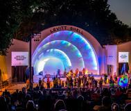 Levitt Shell concert / Phillip Van Zandt