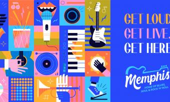 Get away to Memphis this summer for the Get Loud Concert Series