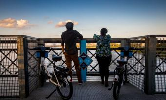 Bike The Big River Crossing | Craig Thompson